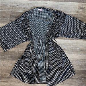 Women's Victoria Secret Silk Robe